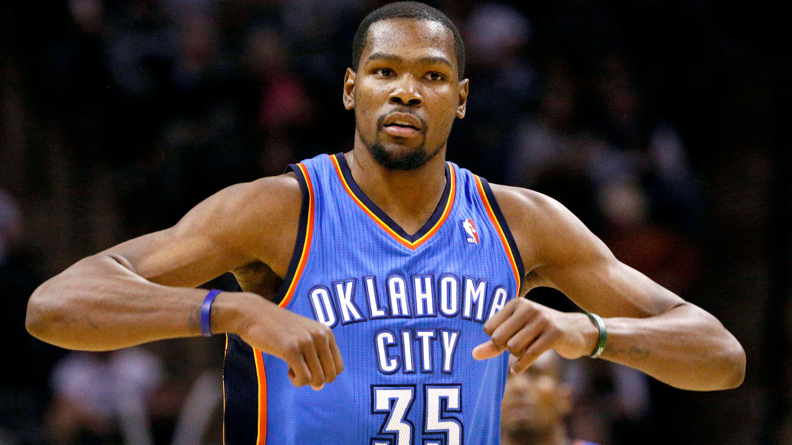 NBA: Oklahoma City Thunder at San Antonio Spurs