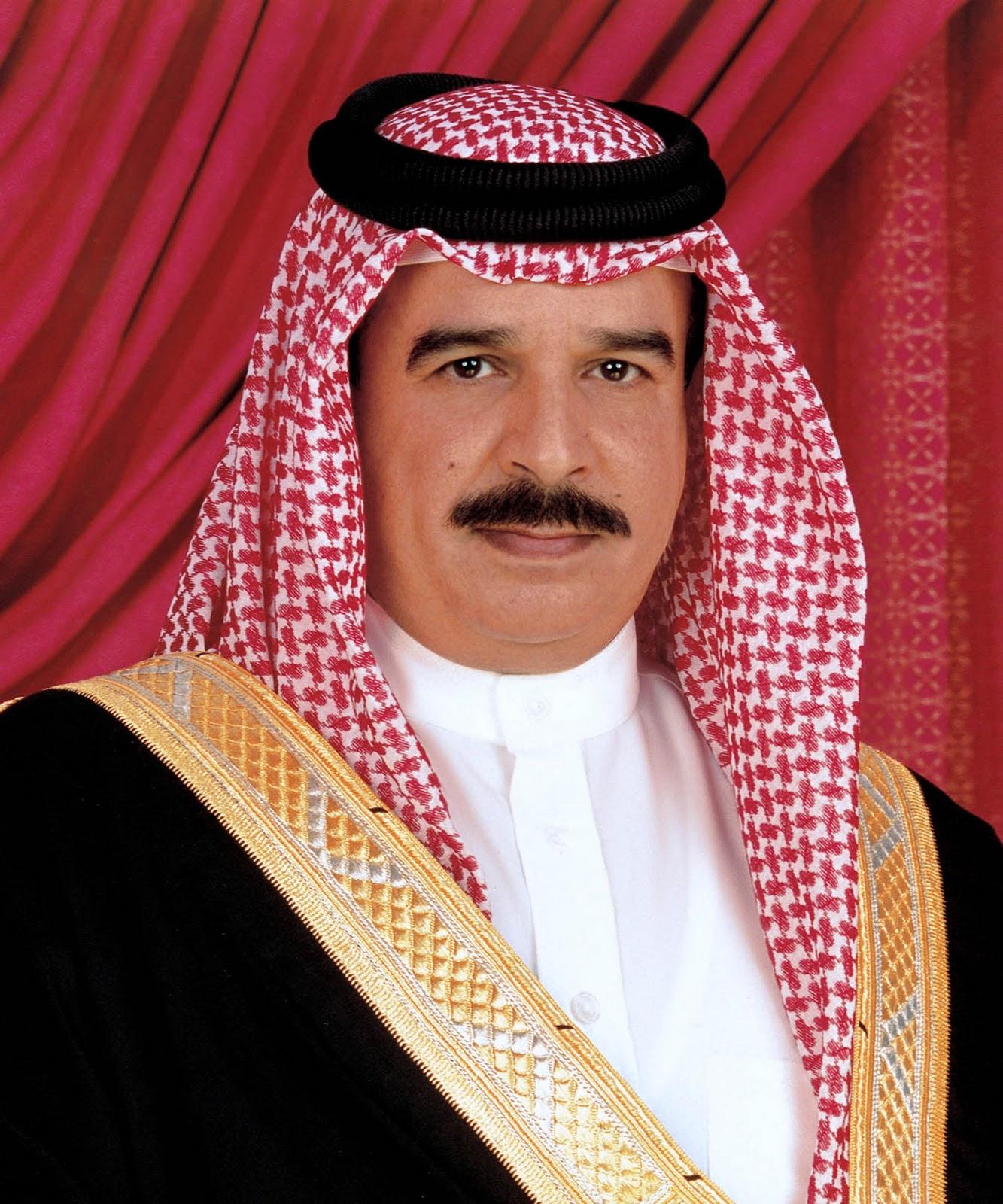 King Hamad ibn Isa Al Khalifa