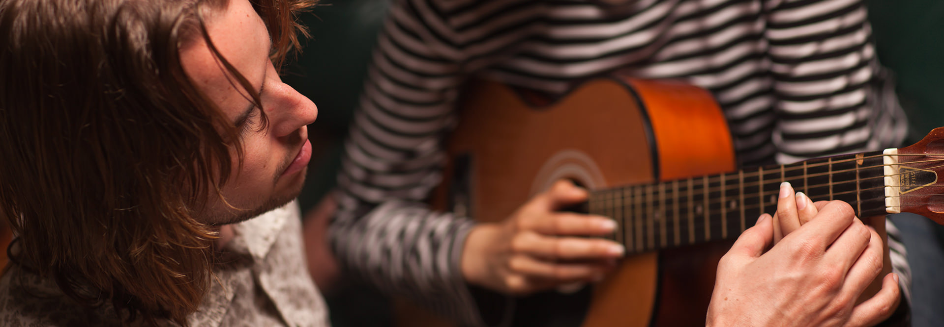 Learn to play music or begin a new hobby