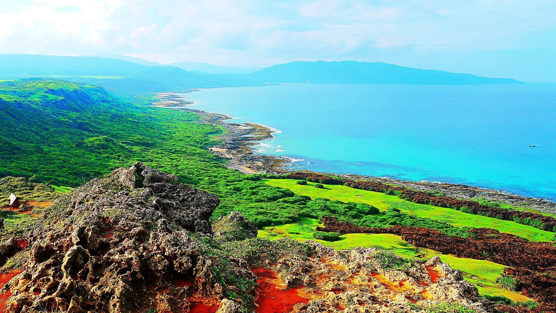 National-Park-Kenting-Beach-Taiwan