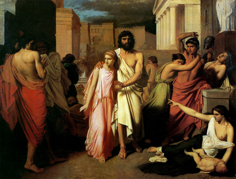 Oedipus the Theban