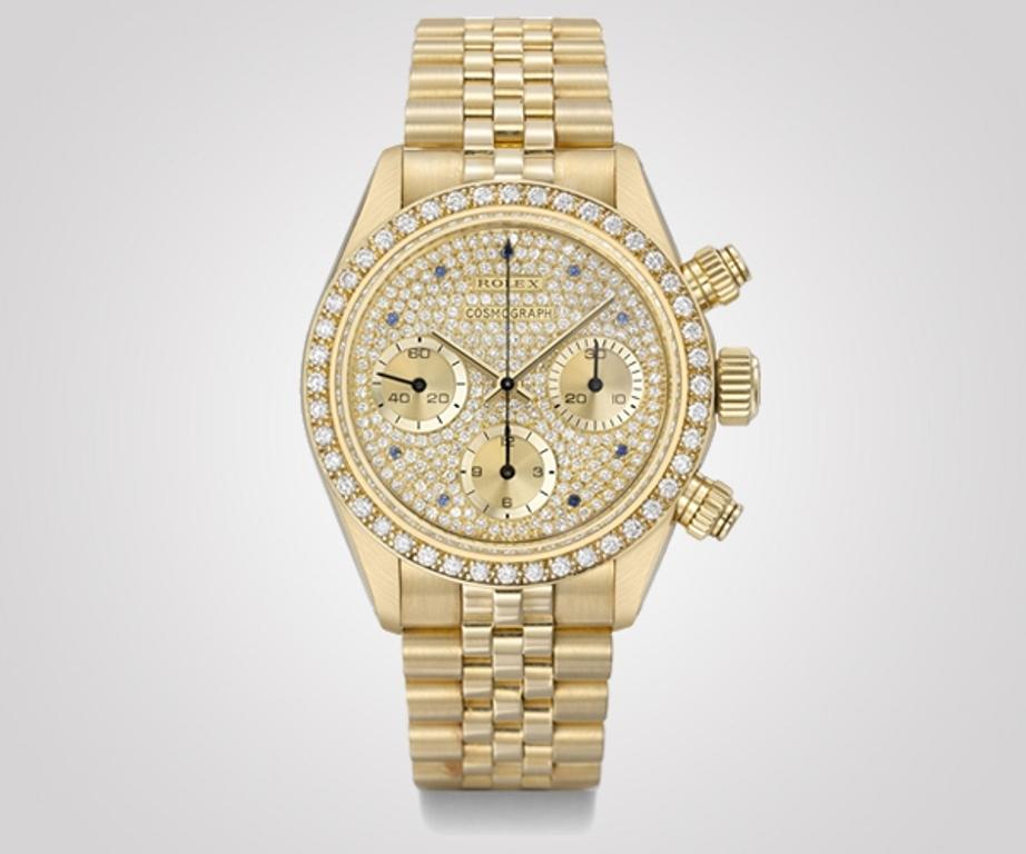 Rolex Jack of Diamonds Daytona ($180,000-$280,000)