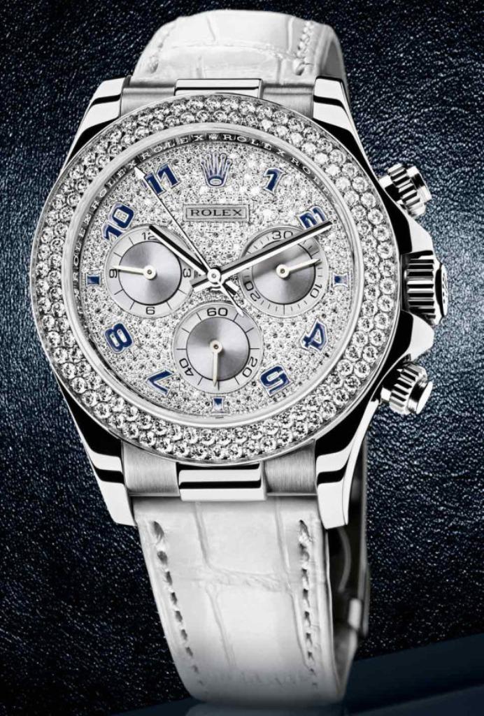 Rolex.