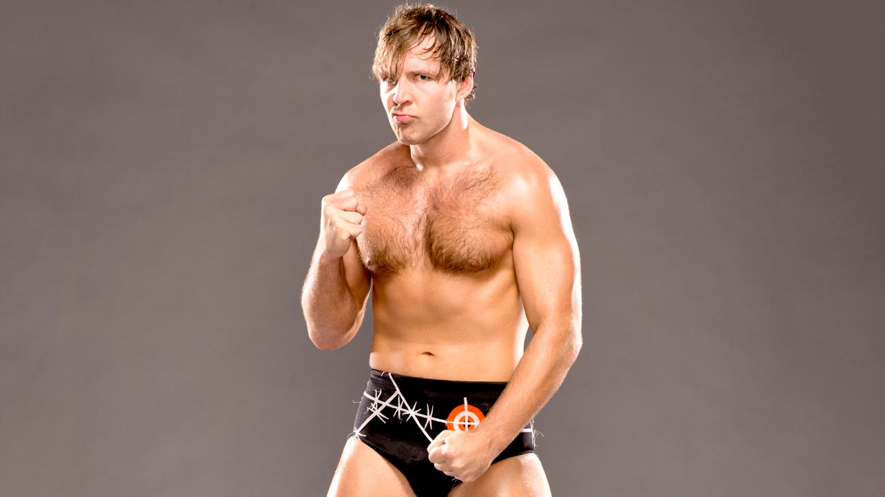 Wrestler-Dean-Ambrose
