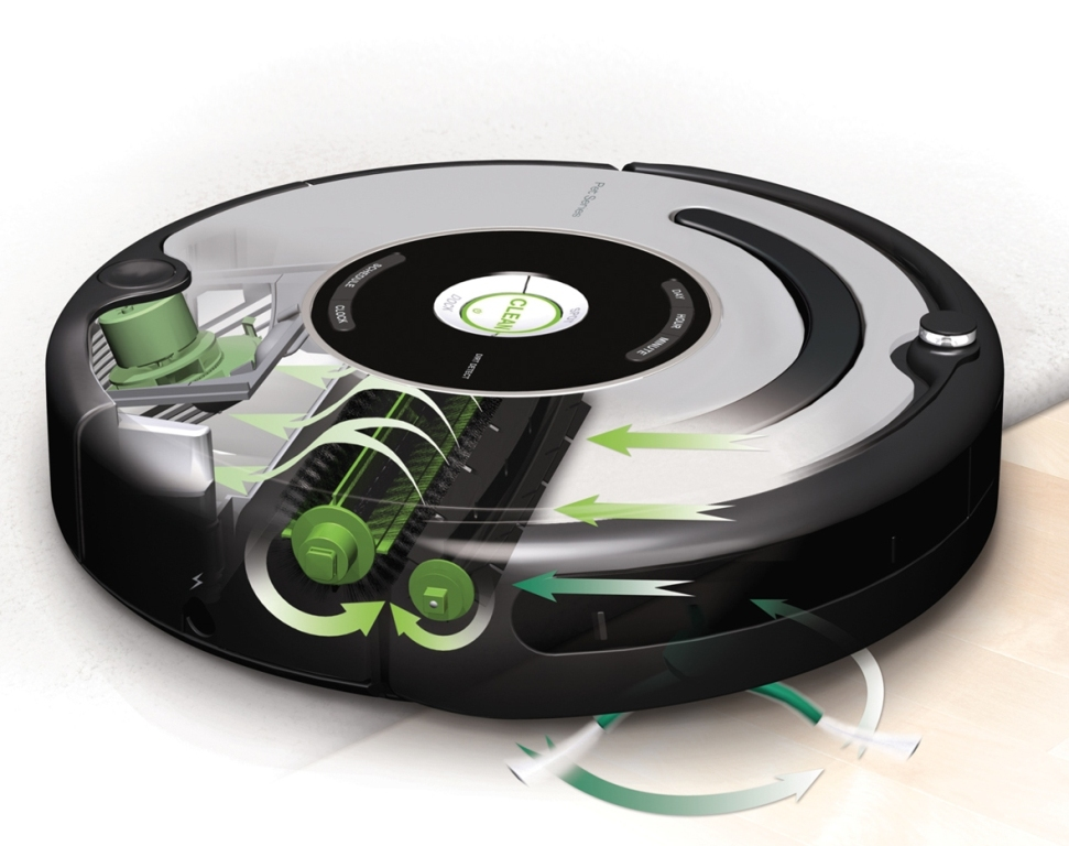 iRobot Roomba 650 .