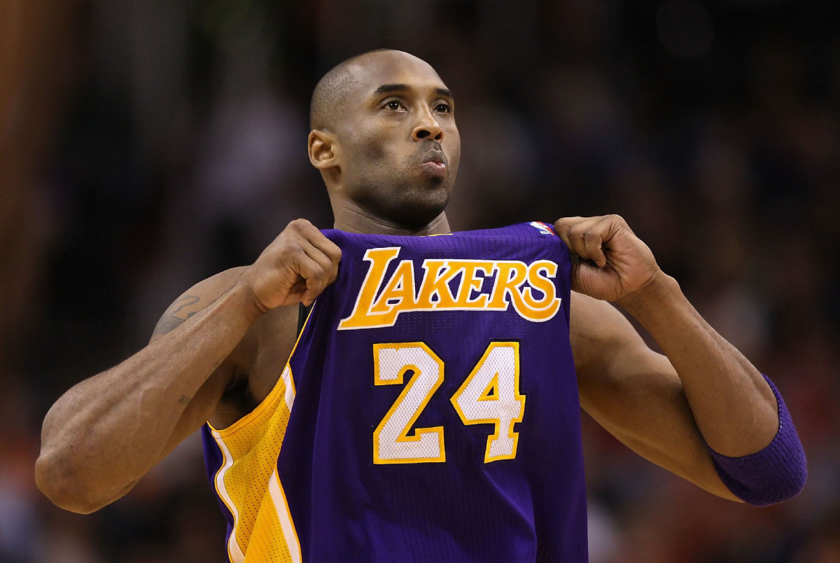 FILE: Kobe Bryant Ruptures Achilles  Los Angeles Lakers v Phoenix Suns