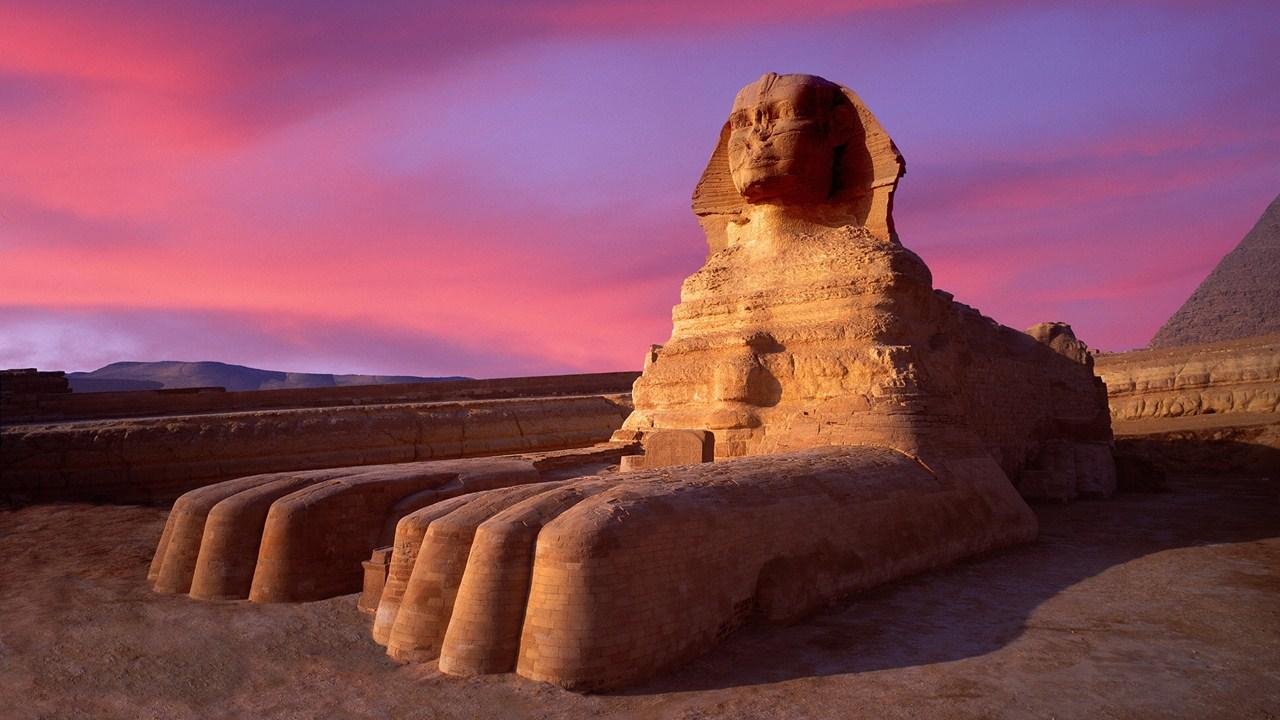 Twilight at Sphinx
