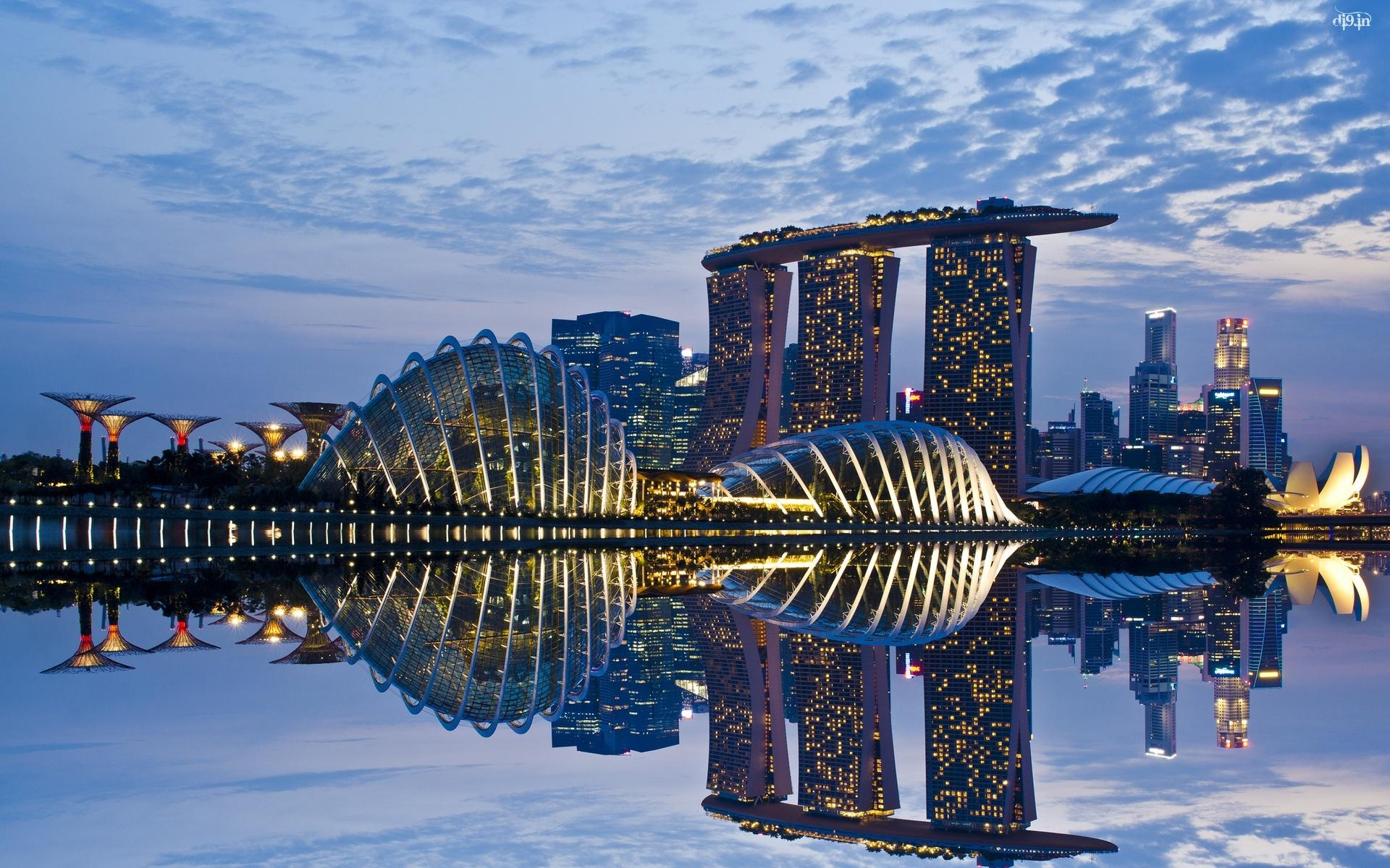 singapore noaptea by night