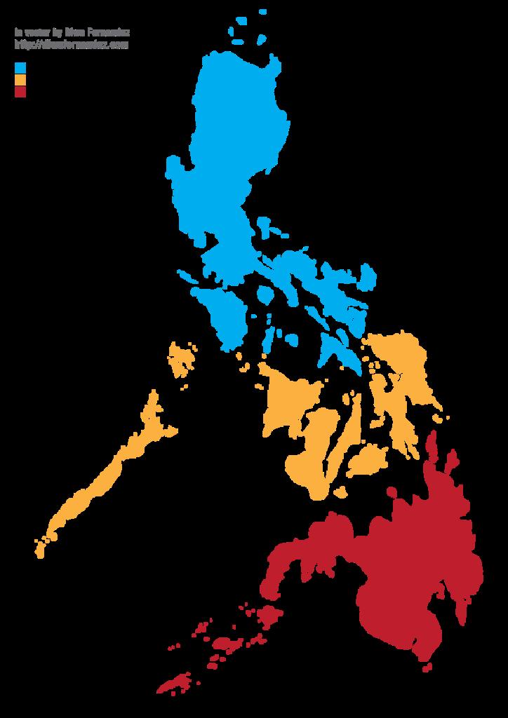the philippine island