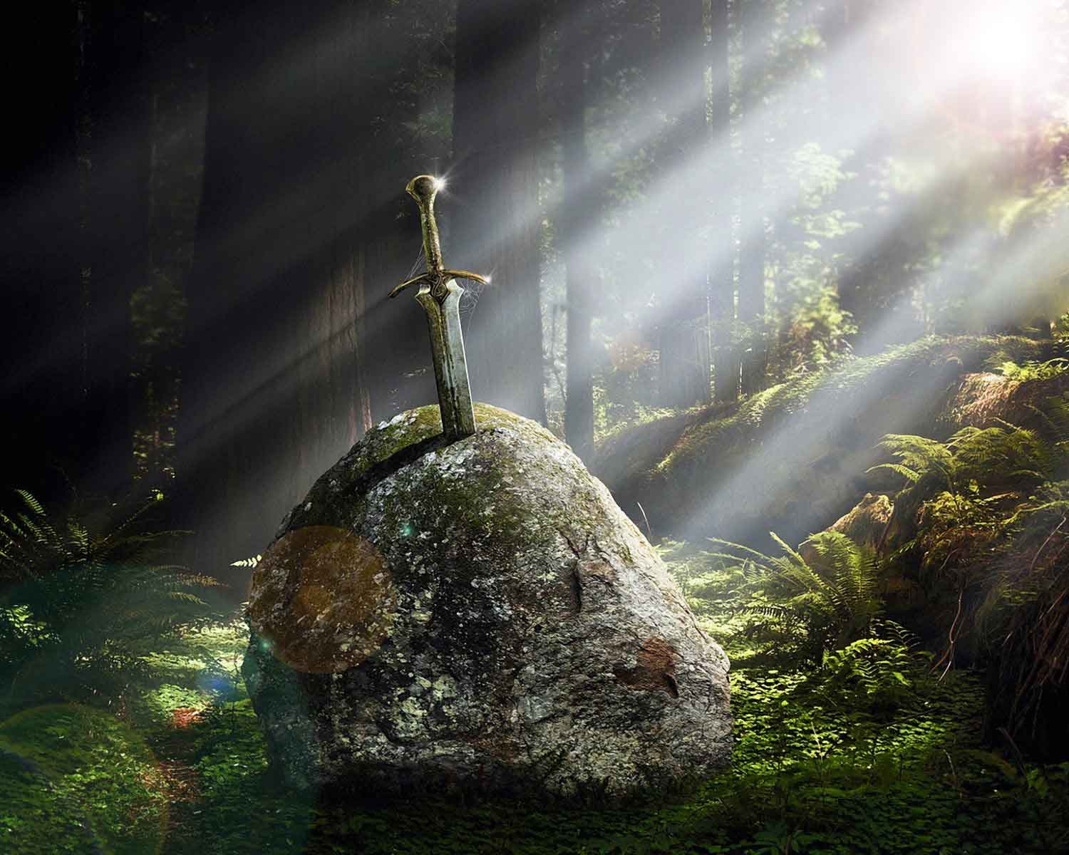 Excalibur-sword-in-the-stone