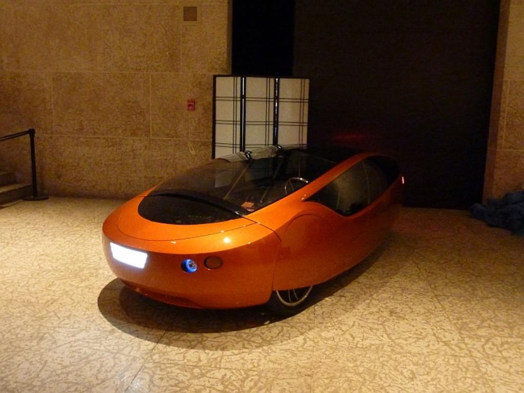 3D printed cars ..