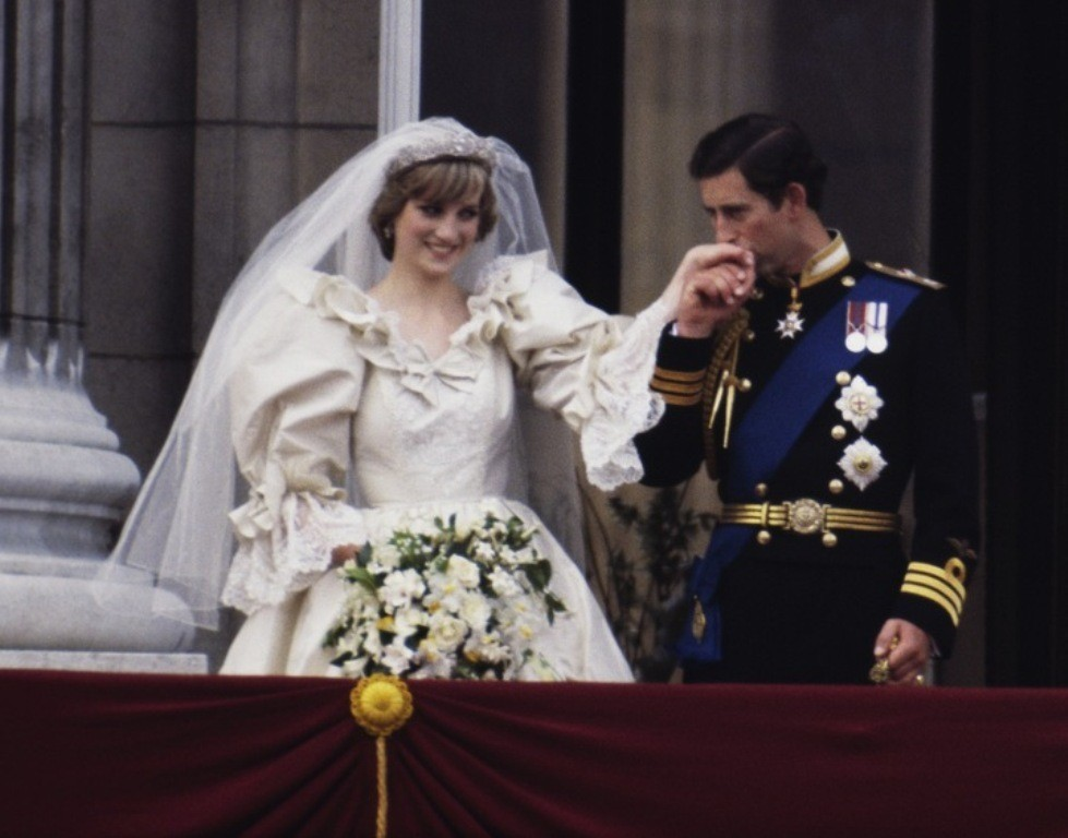 Charles, Prince of Wales, & Diana Spencer .