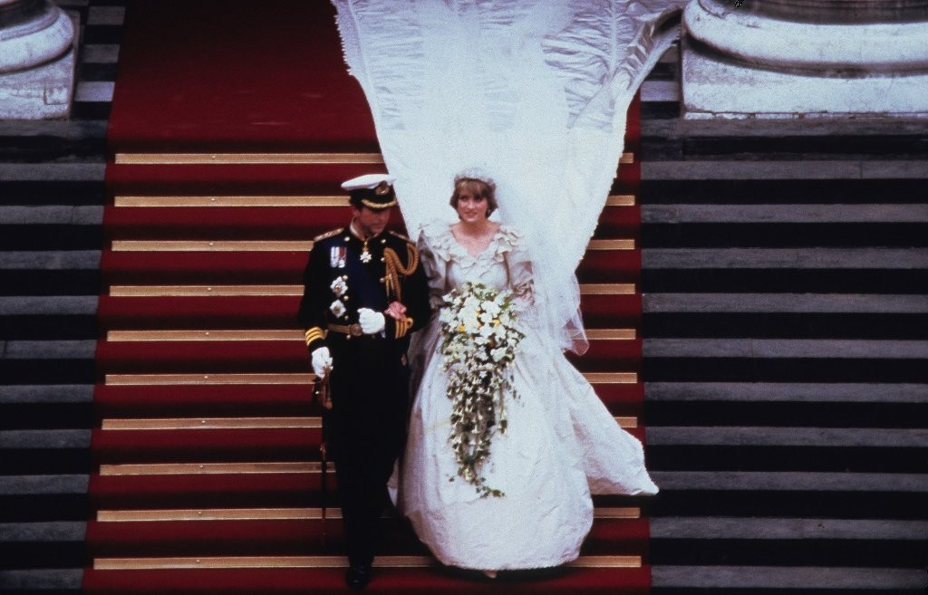 Charles, Prince of Wales, & Diana Spencer