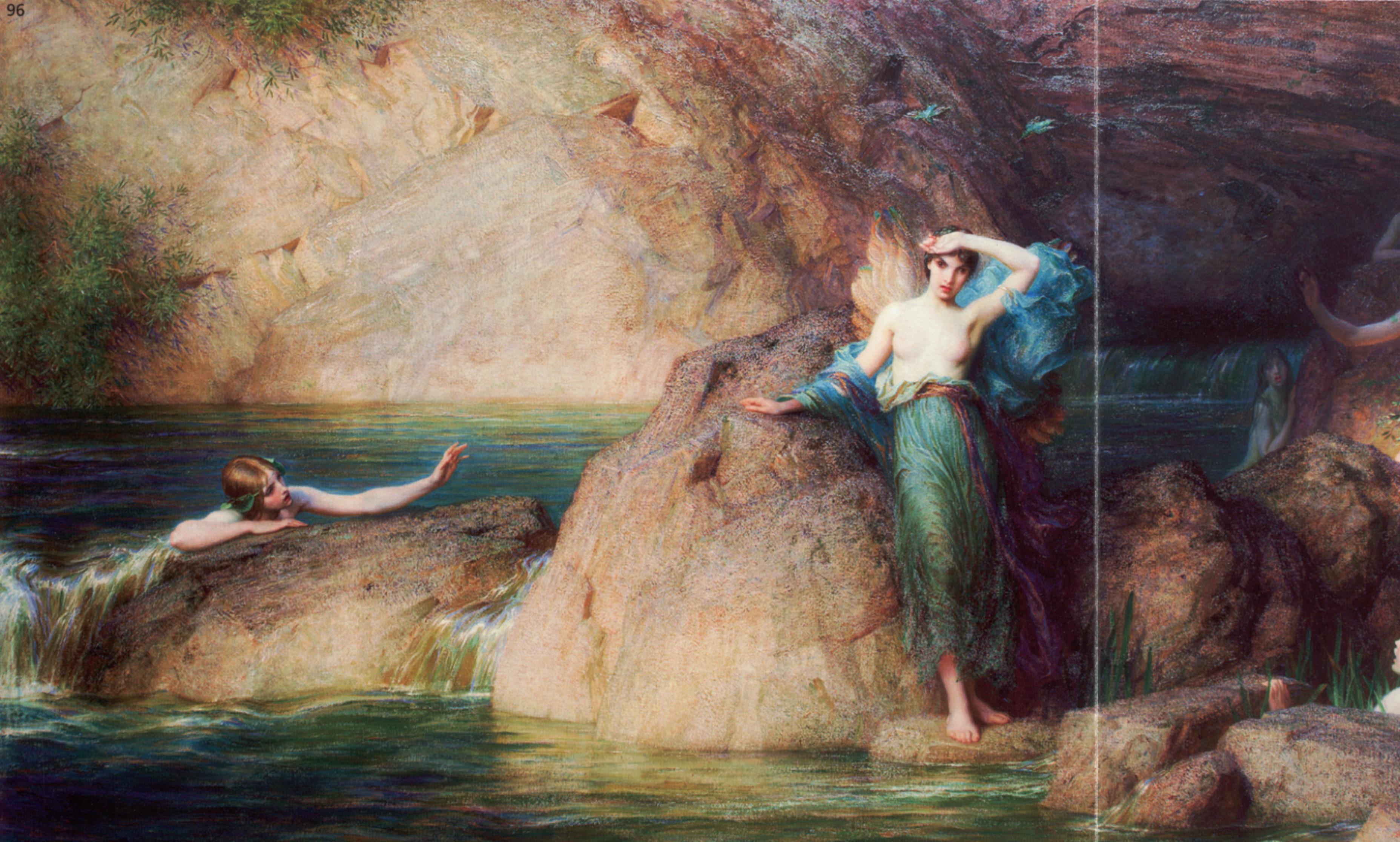 Herbert_James_Draper_-_Halcyone_(1915)