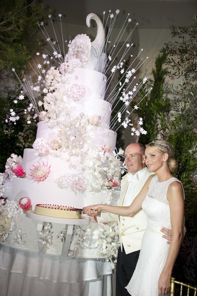 Prince Albert II & Charlene Wittstock ..