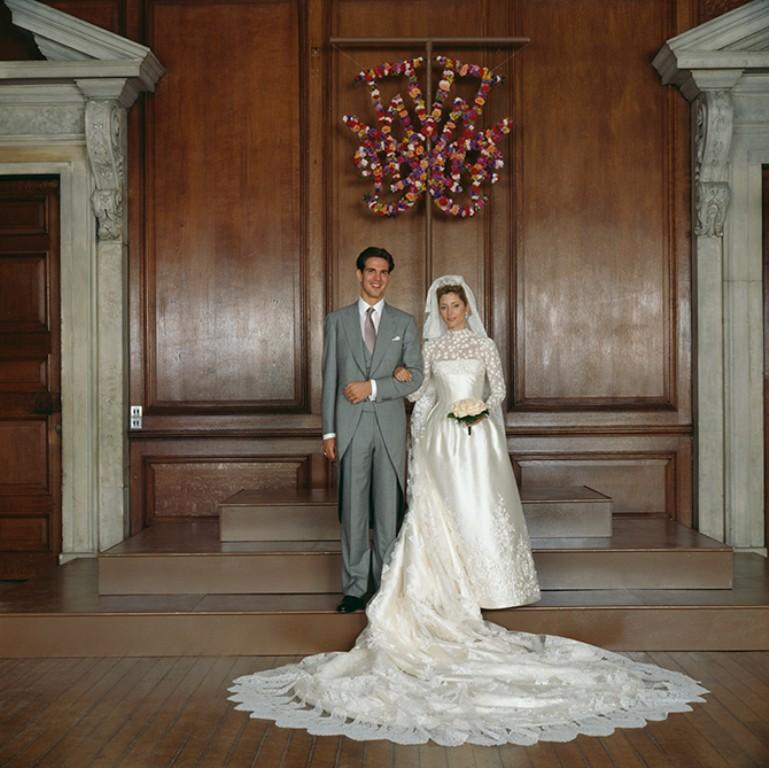 Prince Pavlos of Greece & Marie-Chantal Miller