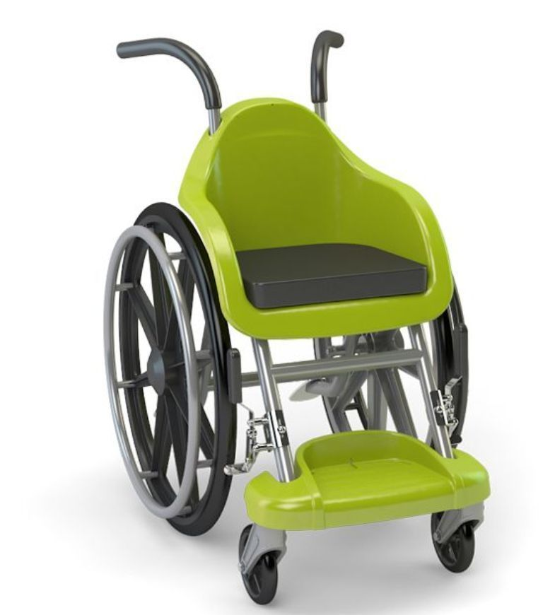 The first wheelchair for kids to cost just $100