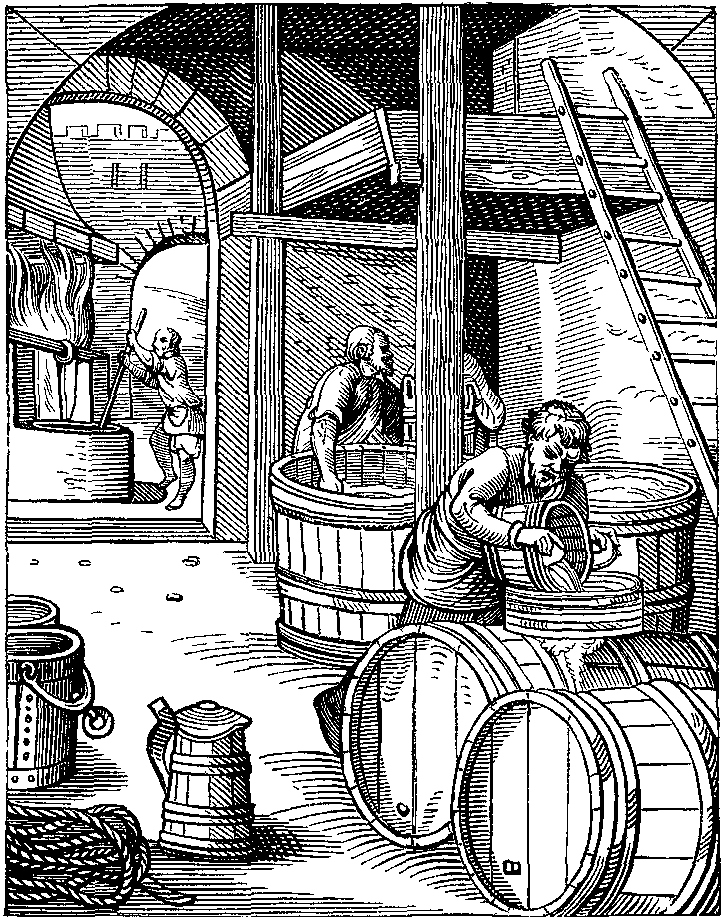 brewery-16thCentury