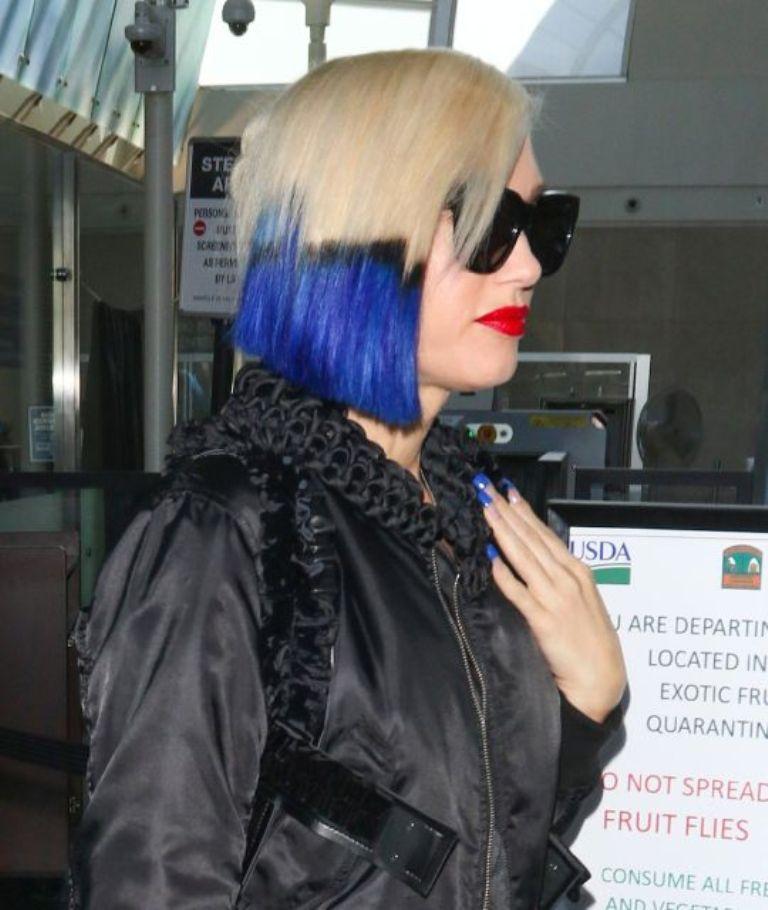 Dip-dyed hair (3)
