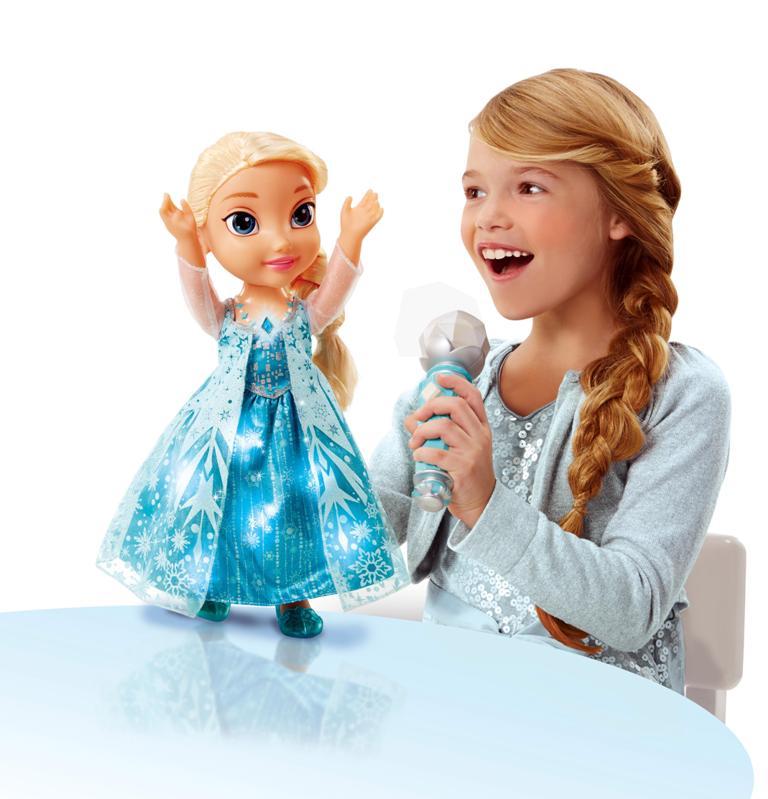 Frozen Sing-A-Long Elsa