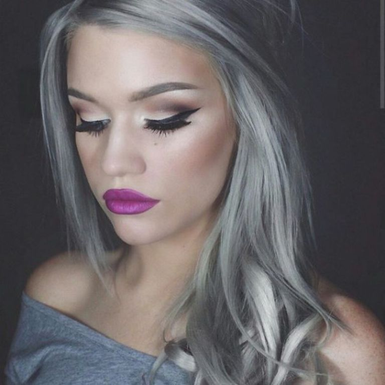Gray hair (2)