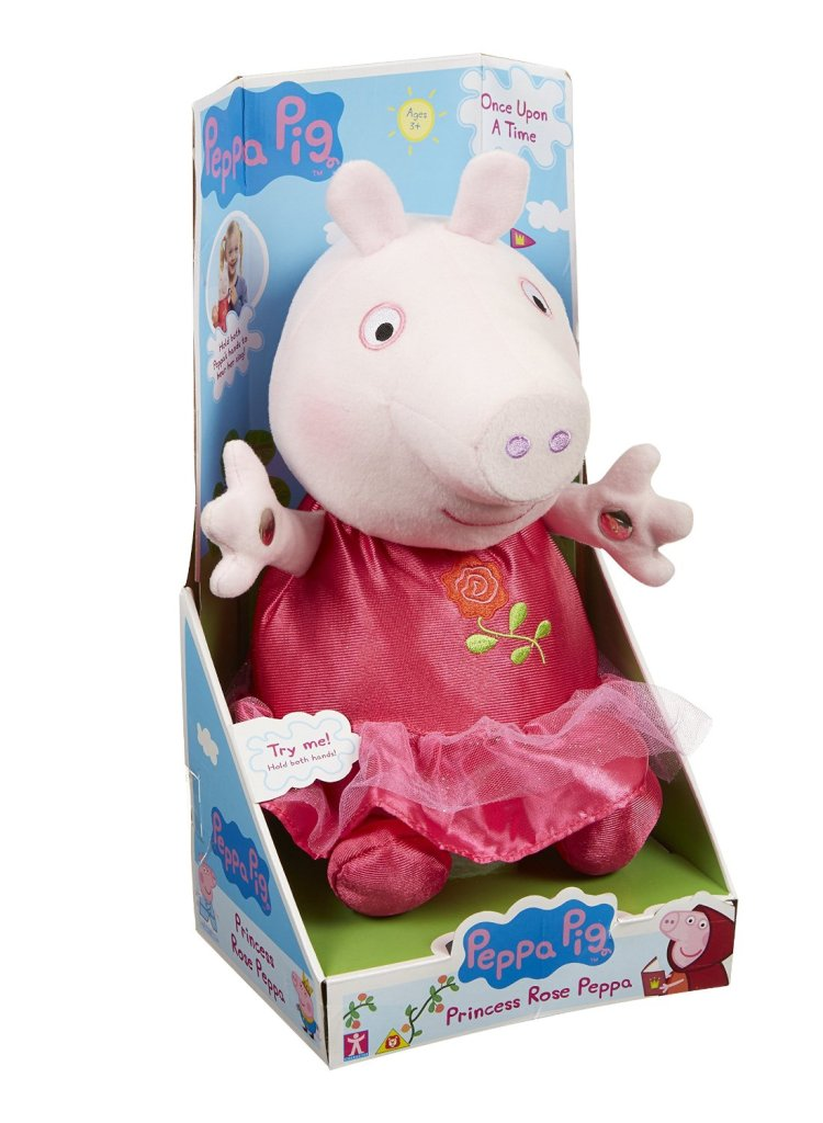 Once upon a Time Princess Rose Peppa Pig