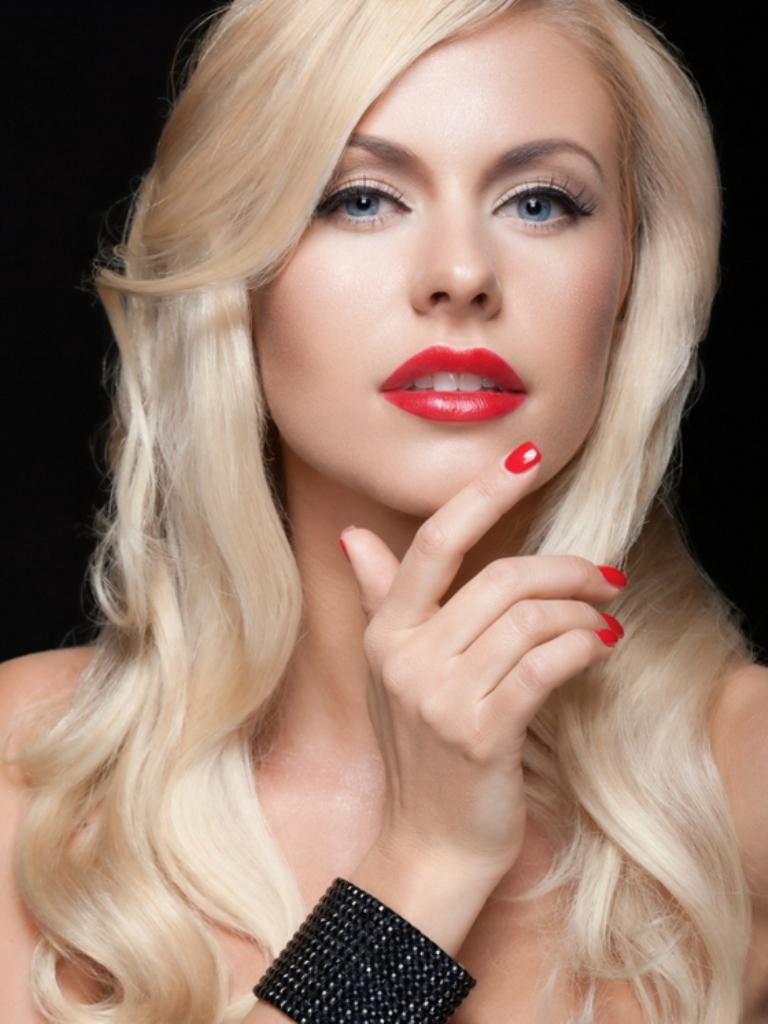 Platinum blonde (2)