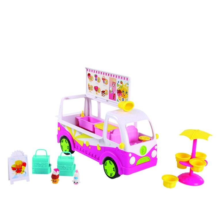 Shopkins Scoops Ice Cream Truck
