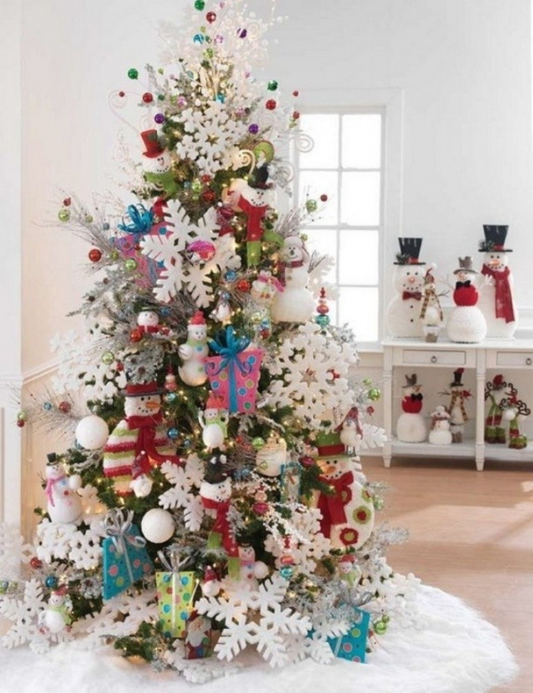 christmas tree decorating ideas (1)