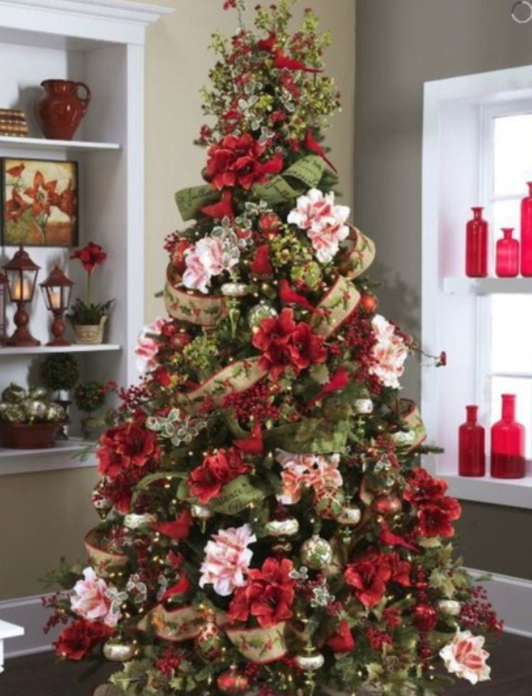 christmas tree decorating ideas (12)