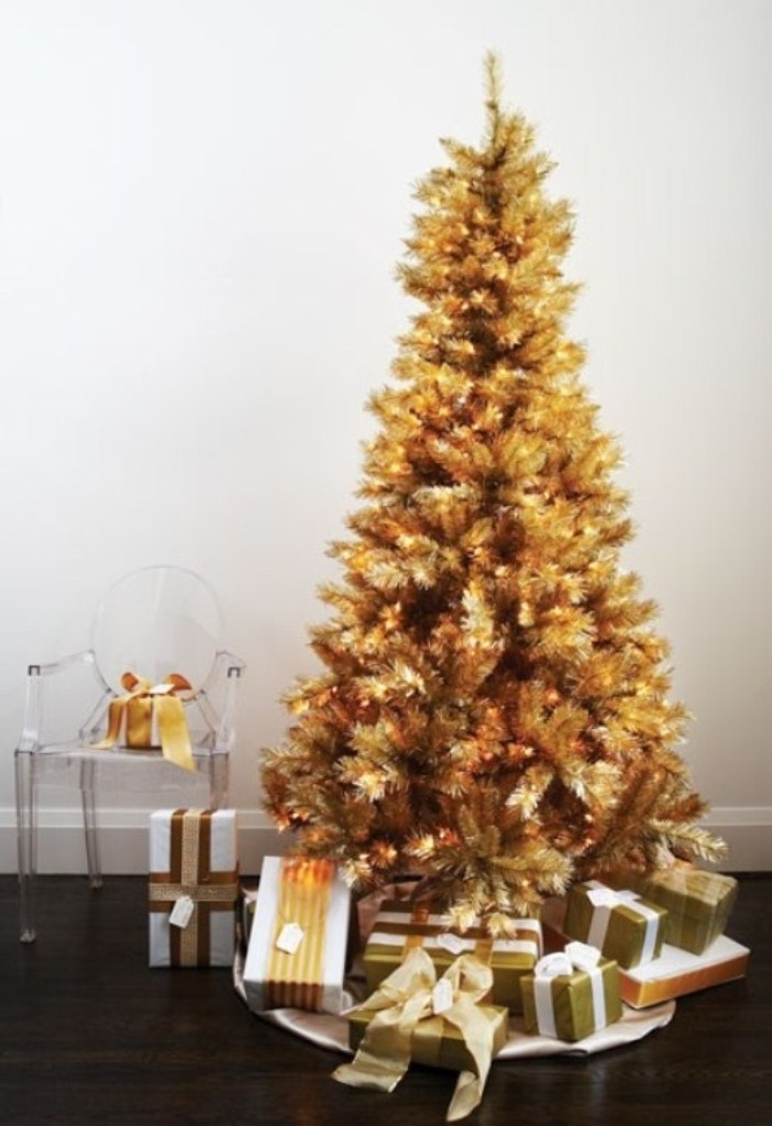 christmas tree decorating ideas (14)