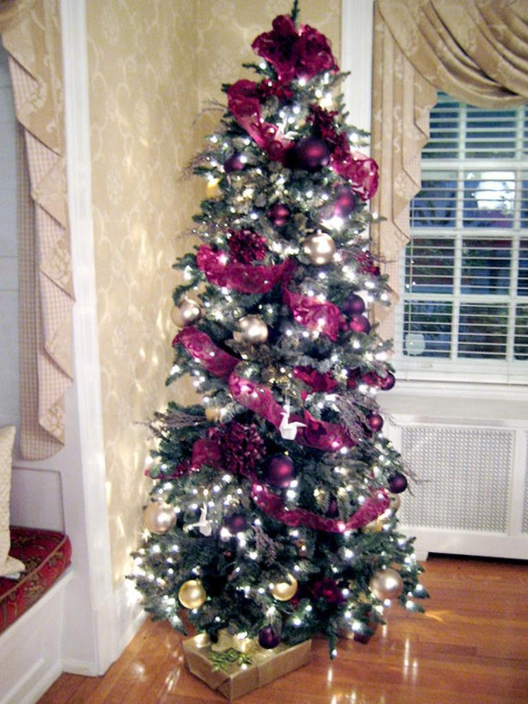 christmas tree decorating ideas (18)