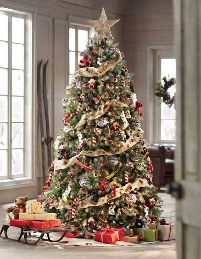 christmas tree decorating ideas (3)