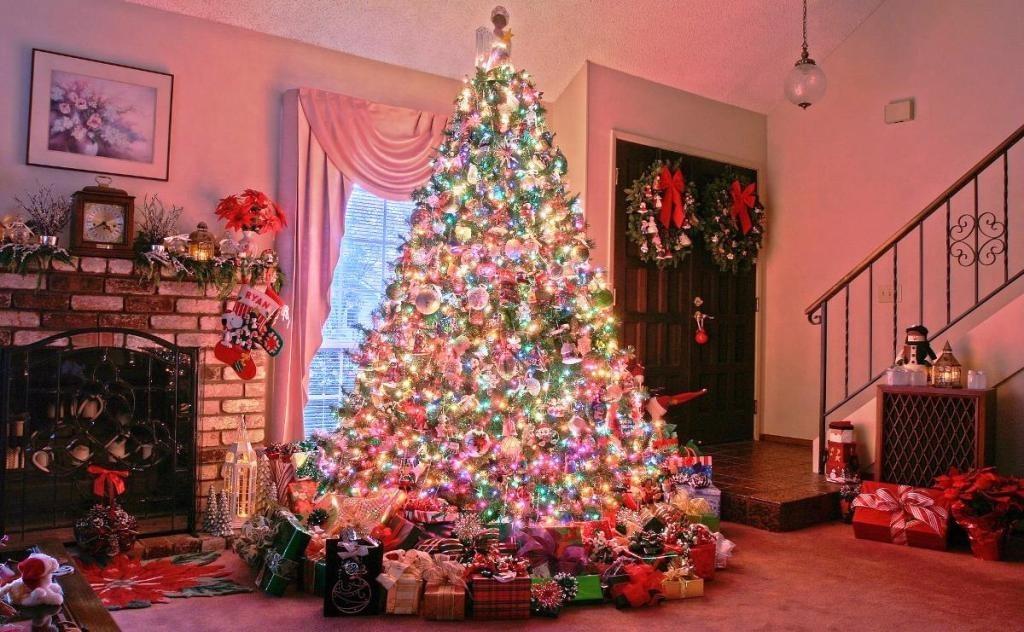 christmas tree decorating ideas (5)