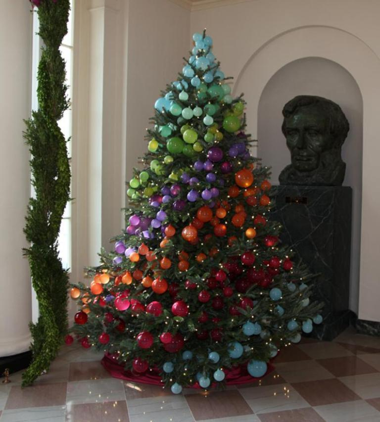 christmas tree decorating ideas (7)