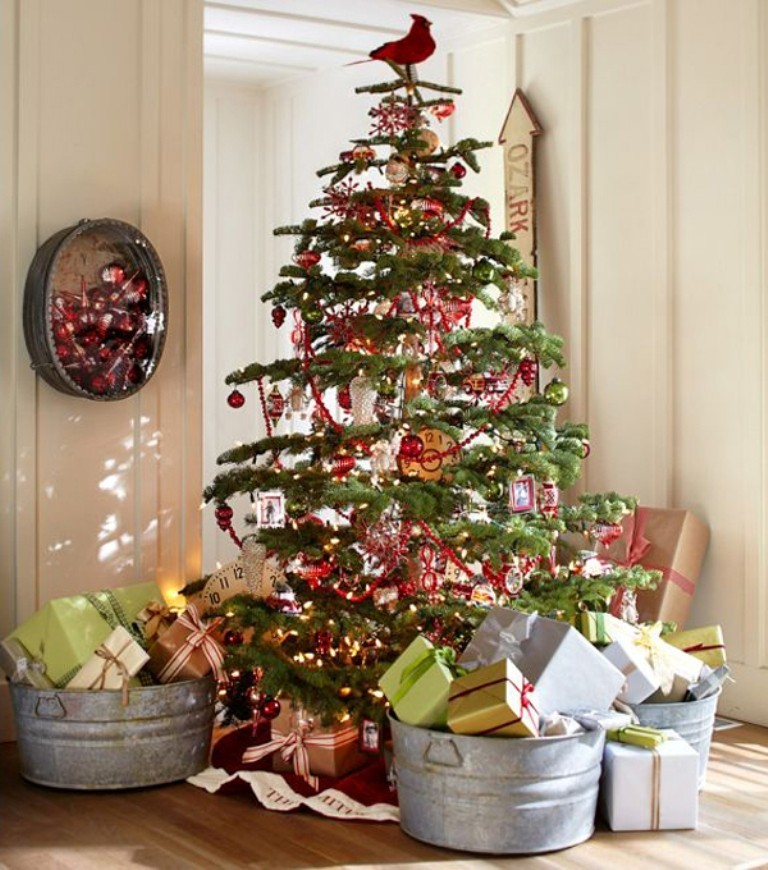 christmas tree decorating ideas (9)