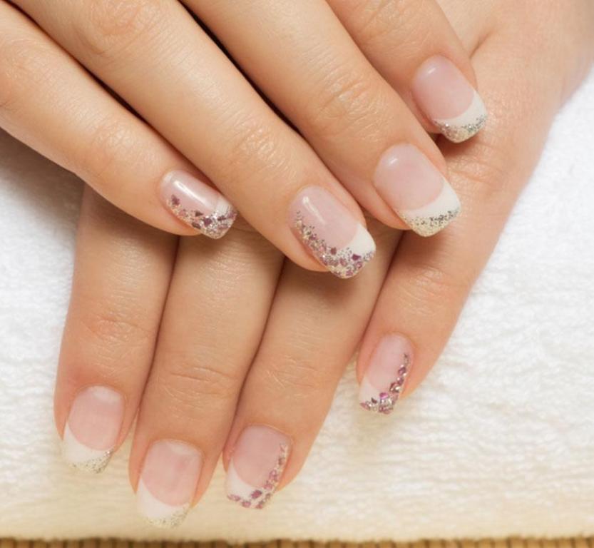 glitter nails (2)