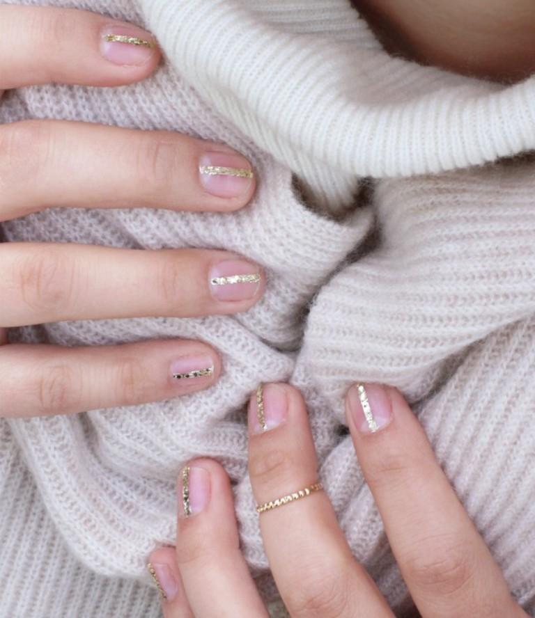 glitter nails (3)