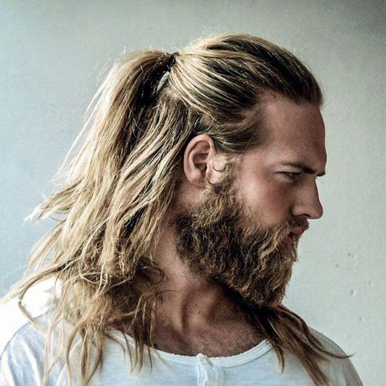 half ponytail (2)