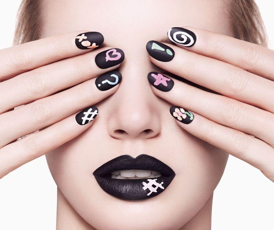 matte nails (1)