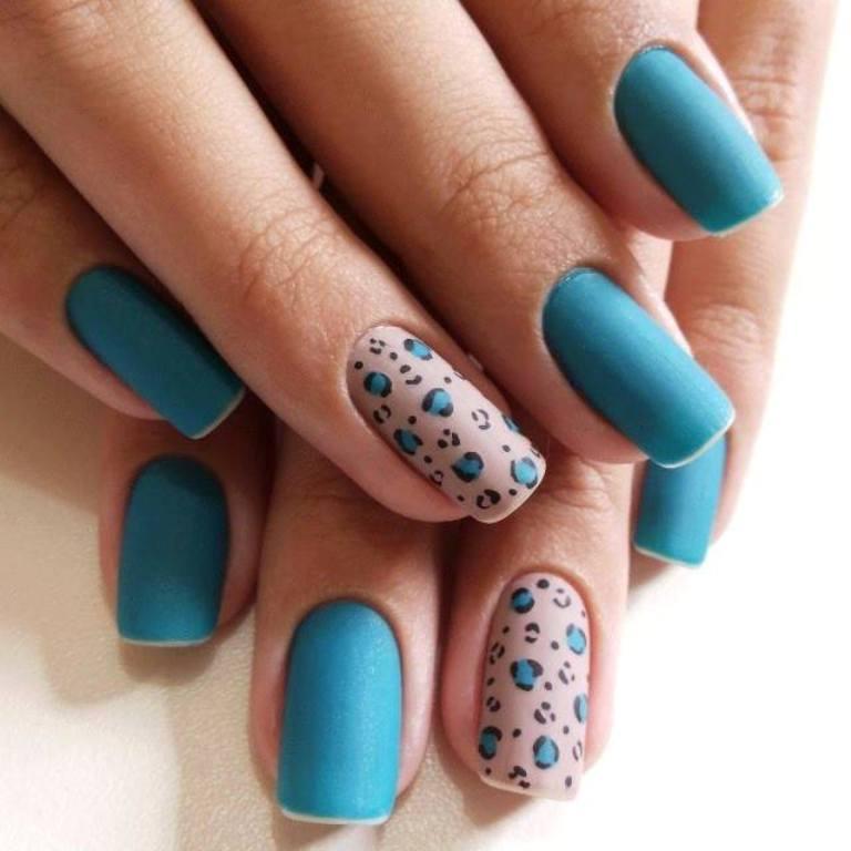 matte nails (3)
