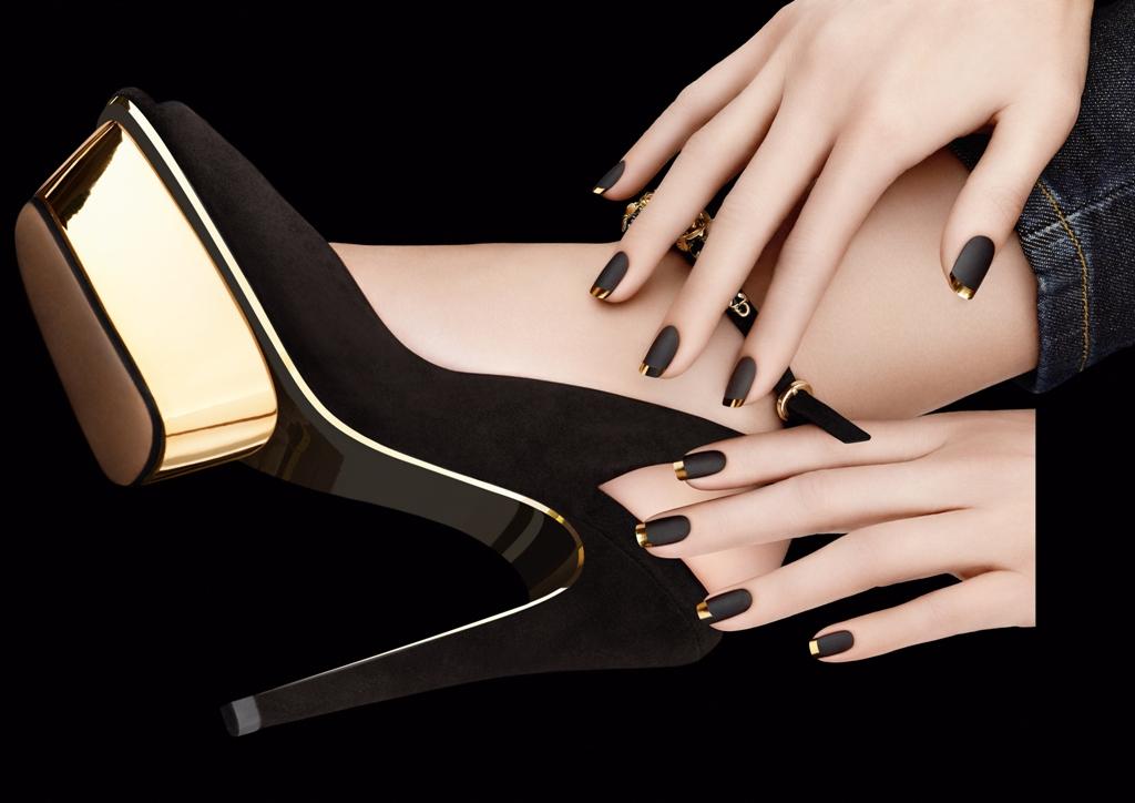 matte nails (5)