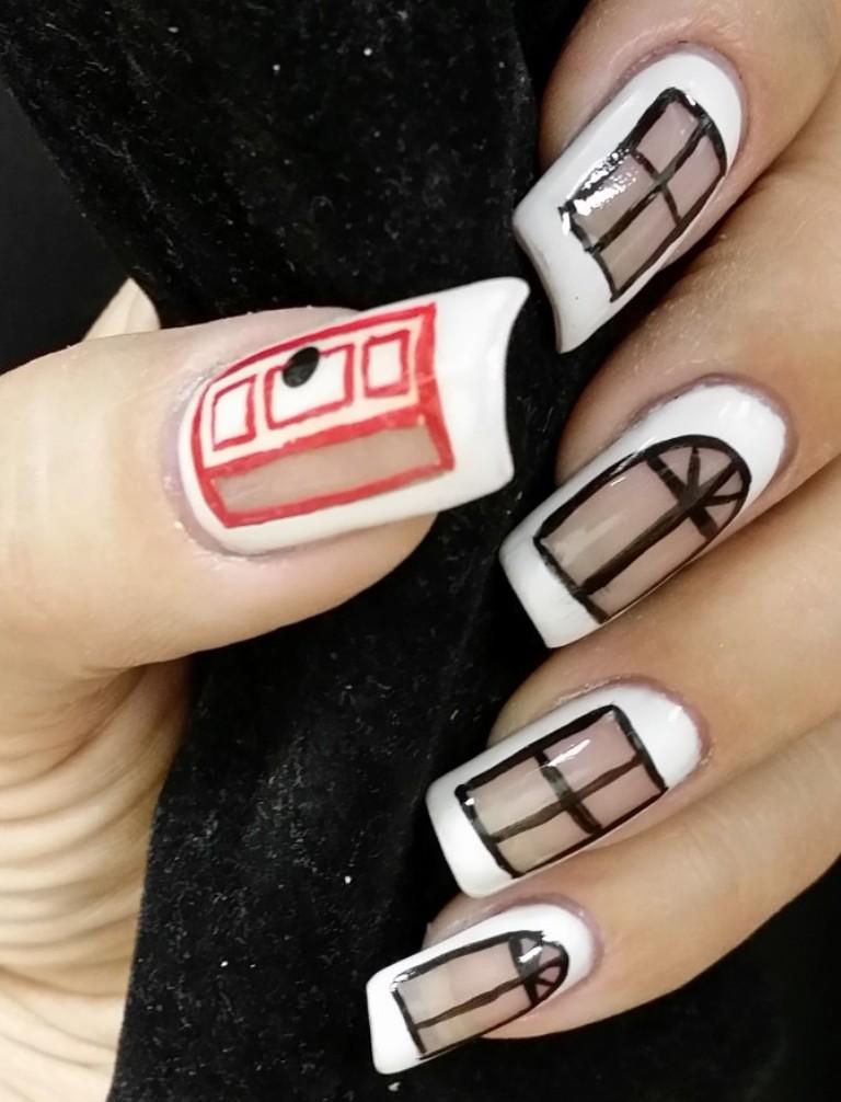 negative space nails (4)
