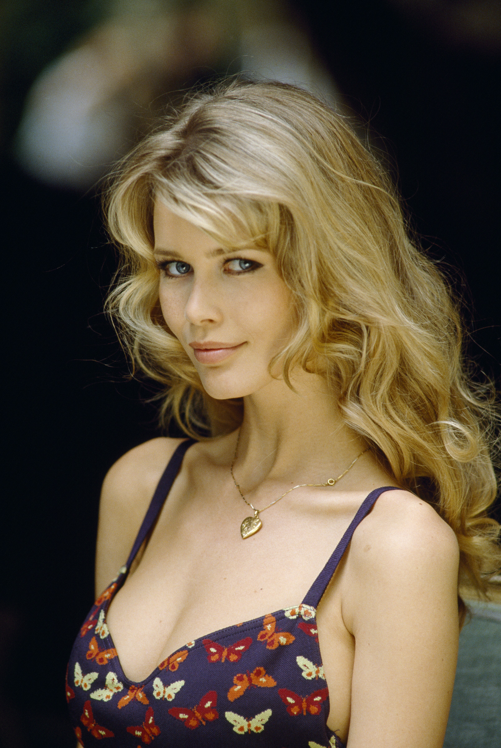 Top Model Claudia Schiffer