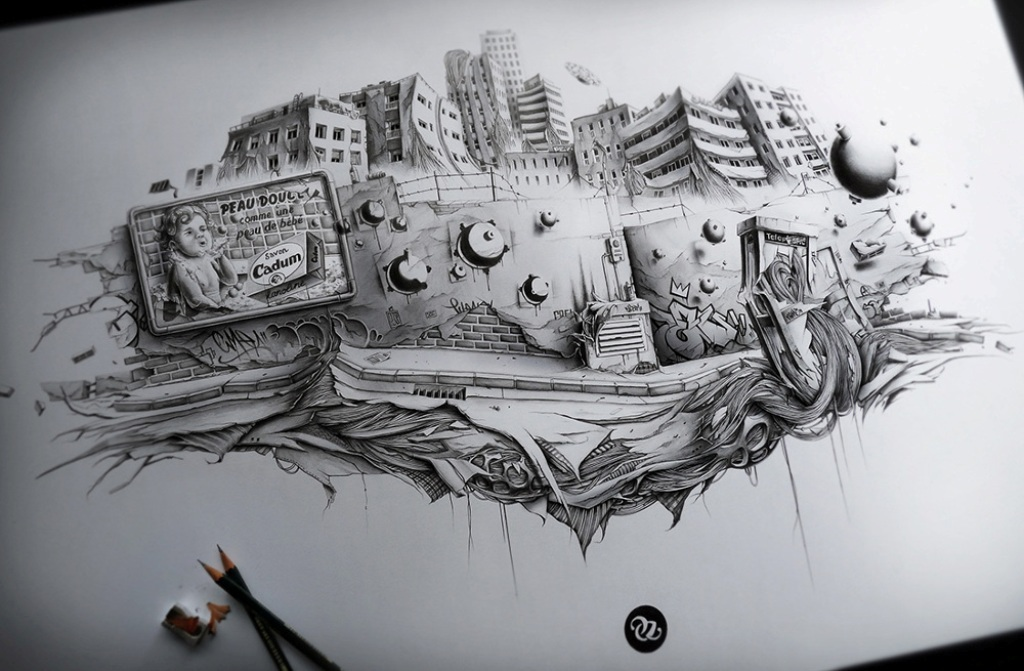 Top 10 Best Pencil Artists in the World - TopTeny Magazine