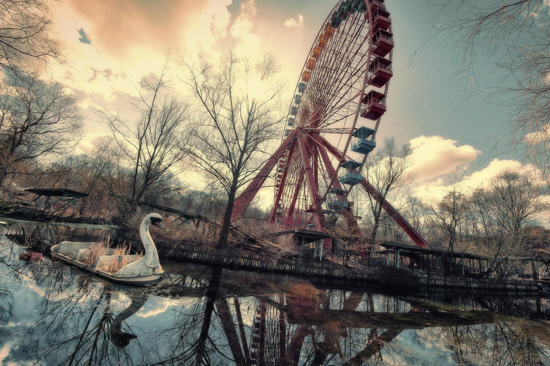 Photo of Top 10 Creepiest Abandoned Amusement Parks
