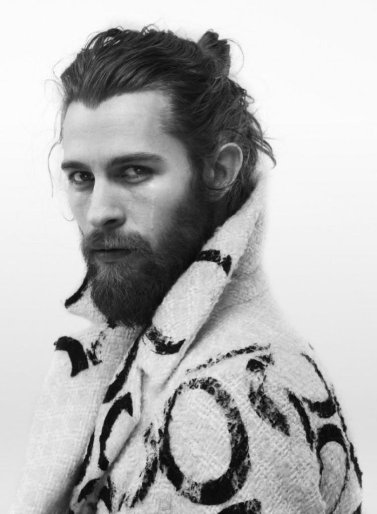 beard with man bun and top knot (4)