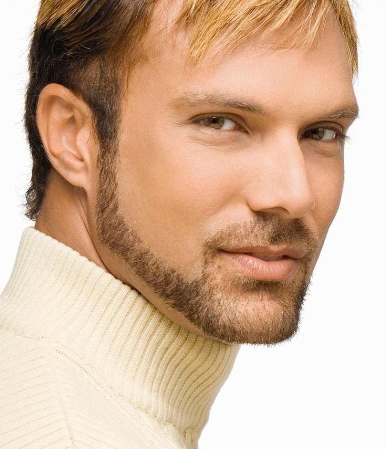 chinstrap beard