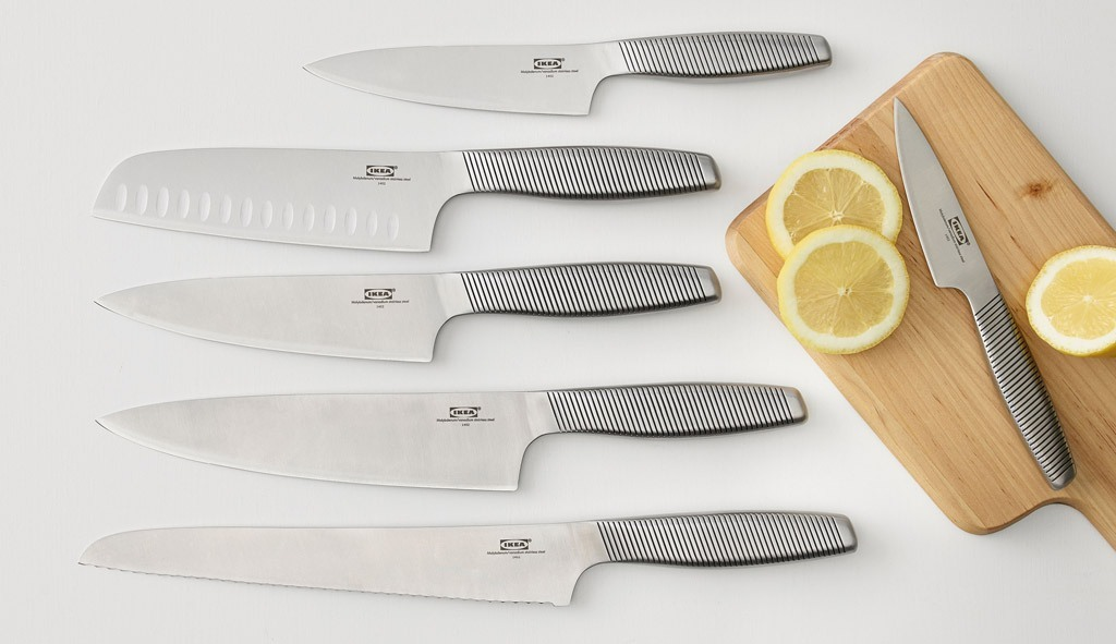 hiding knives