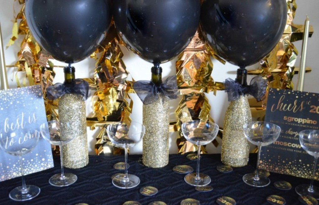 new years eve party centerpieces (2)